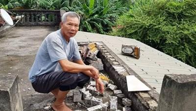 Thanh Hóa: Dân kêu cứu bên mỏ đá Tân Trường