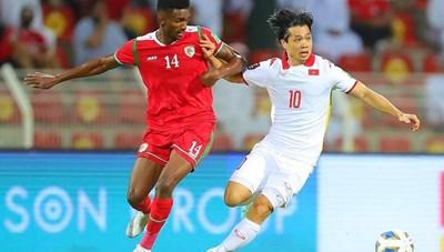 Đội tuyển Việt Nam tiếp tục bị trừ điểm nặng sau khi thua Oman
