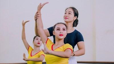 Nghệ thuật múa đi tìm hậu bối