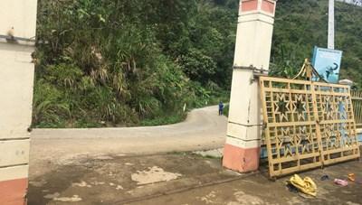 Rà soát cơ sở vật chất trường học sau vụ sập cổng làm chết một học sinh ở Quảng Nam