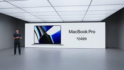 MacBook Pro 'tai thỏ' có giá hơn 180 triệu đồng, về Việt Nam cuối tháng 11