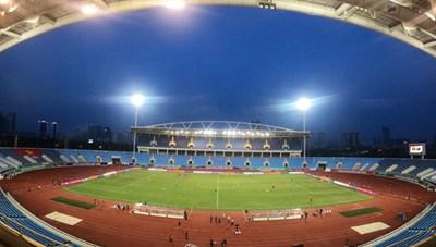 Thành phố Hà Nội chưa đồng ý để sân Mỹ Đình đón khán giả