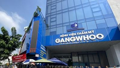 Điều tra vụ người phụ nữ tử vong sau khi hút mỡ bụng tại BV Gangwhoo