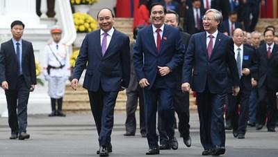 (Ảnh) Thủ tướng dự khai mạc Đại hội đại biểu Đảng bộ tỉnh Phú Thọ