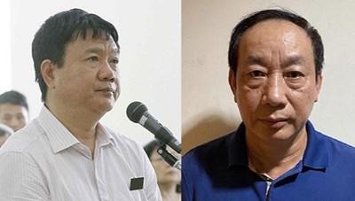 Tiếp tục truy tố cựu Bộ trưởng Bộ GTVT Đinh La Thăng và cựu Thứ trưởng Nguyễn Hồng Trường