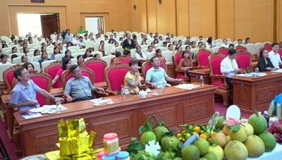 Phú Thọ: Tập huấn thực hiện các giải pháp về nông nghiệp sạch tại Yên Lập