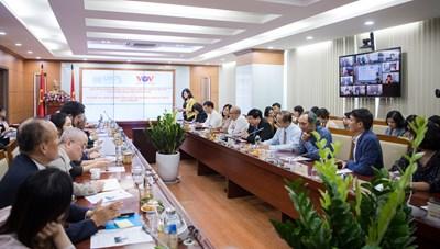 Đại diện 15 cơ quan Liên Hợp quốc tại Việt Nam thăm VOV
