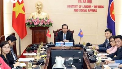 Hội nghị Bộ trưởng Lao động Asean +3 lần thứ 11