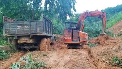 Quảng Nam: Khẩn trương cứu nạn, hỗ trợ người dân bị cô lập tại Phước Sơn