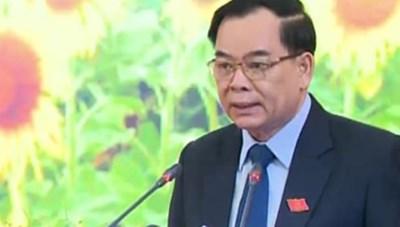 Ông Trần Ngọc Tam giữ chức Chủ tịch UBND tỉnh Bến Tre