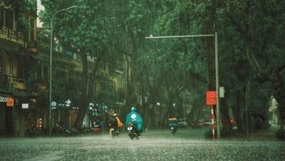 Ngày mai (2/11), không khí lạnh tăng cường gây mưa ở miền Bắc