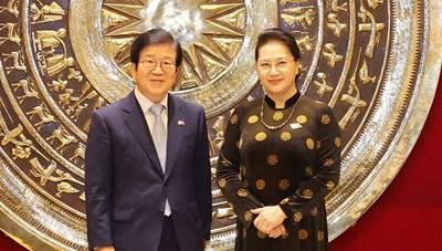 Thúc đẩy mối quan hệ Đối tác hợp tác chiến lược Việt Nam-Hàn Quốc