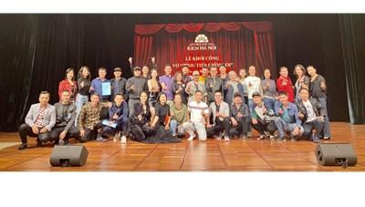 Nhà hát Kịch Hà Nội khởi công 2 vở diễn mới