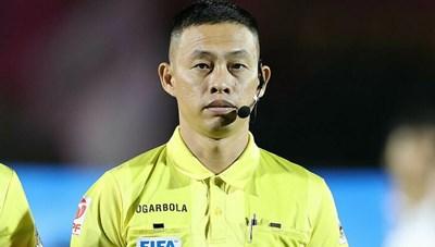 Trọng tài FIFA Ngô Duy Lân bị kỷ luật