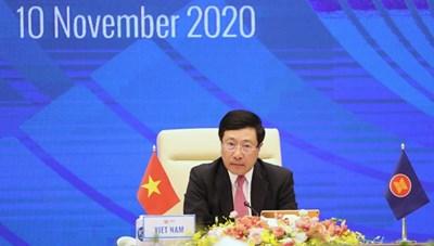 Phó Thủ tướng Phạm Bình Minh: ASEAN đang ở giai đoạn 'lửa thử vàng'