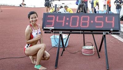 Giải Vô địch Điền kinh Quốc gia 2020: Nguyễn Thị Oanh phá kỷ lục tồn tại 17 năm