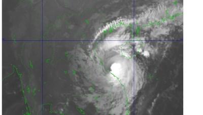 7h sáng nay, bão số 13 đang trên vùng biển các tỉnh từ Quảng Bình đến Thừa Thiên-Huế