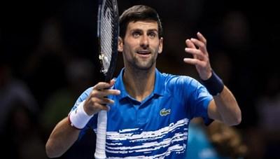 Rafael Nadal lo lắng, Novak Djokovic quyết vô địch ATP Finals
