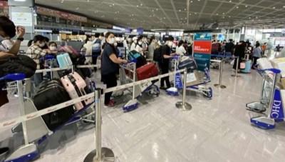 Dịch Covid-19: Đưa gần 450 công dân Việt Nam từ Nhật Bản về nước