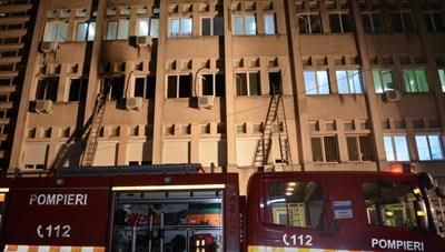 Romania: Cháy bệnh viện làm 10 bệnh nhân Covid-19 thiệt mạng