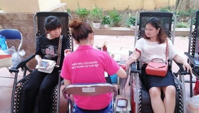 Cô giáo 46 lần hiến máu tình nguyện: Dạy bằng tâm, cứu người bằng máu
