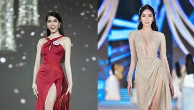 4 người đẹp có chiều cao 'khủng' nhất Chung kết Hoa hậu Việt Nam 2020
