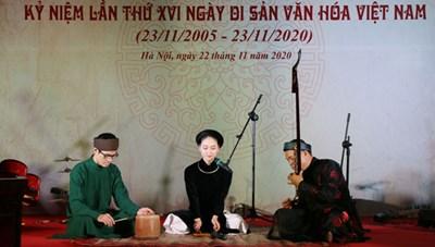 Nhiều hoạt động chào mừng ngày Di sản văn hoá Việt Nam