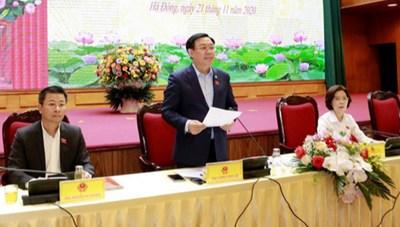 Hà Nội sẽ bầu Chủ tịch HĐND và 5 Phó Chủ tịch UBND