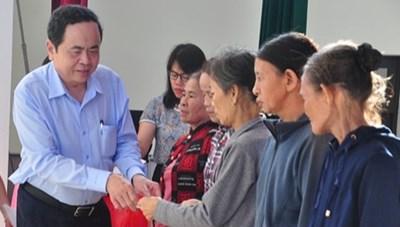 Quảng Nam sớm phân bổ nguồn lực hỗ trợ cho người dân