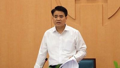 Tách riêng vụ án ông Nguyễn Đức Chung 'tặng quà' 10.000 USD