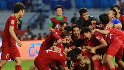 VFF công bố danh sách tập trung đội tuyển Việt Nam
