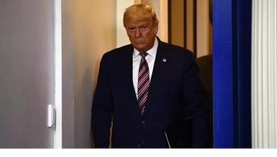 Ông Trump nêu điều kiện rời Nhà Trắng