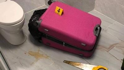 Thi thể không nguyên vẹn trong vali tại khu dân cư Him Lam
