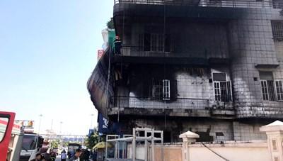 Quảng Ninh: Liên tiếp gặp cháy do sơ suất khi hàn