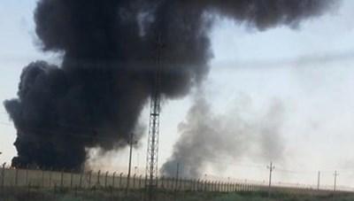 IS nã rocket vào nhà máy lọc dầu của Iraq