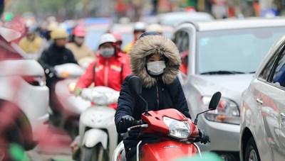 Bắc Bộ đón gió rét, Trung và Nam Bộ có mưa rải rác