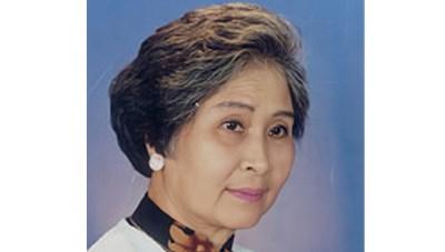 Vĩnh biệt NSND Trần Thị Tuyết - người ngâm thơ Bác Hồ nhiều nhất