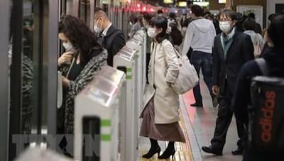 Covid -19: Thủ đô Nhật Bản ghi nhận tháng có số ca mắc cao nhất