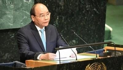 Thông điệp của Thủ tướng gửi Phiên họp đặc biệt của LHQ về Covid-19