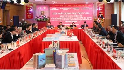 Sách chính trị với sự nghiệp xây dựng và bảo vệ Tổ quốc