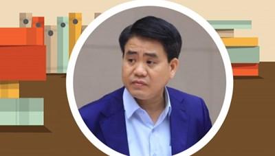 [Infographic] Vụ án ông Nguyễn Đức Chung chiếm đoạt tài liệu bí mật nhà nước