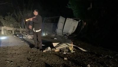 Điều tra làm rõ vụ tai nạn làm bố và con gái 10 tuổi tử vong