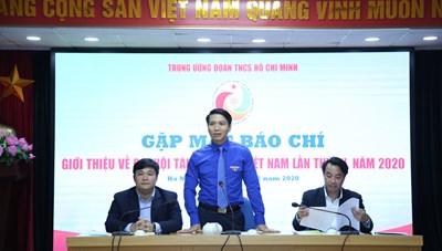 BẢN TIN MẶT TRẬN: 400 thanh thiếu nhi tiêu biểu tham dự Đại hội Tài năng trẻ Việt Nam lần III