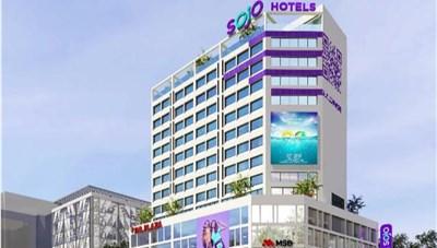 Mô hình khách sạn thuận ích SOJO Hotels đầu tiên khai trương