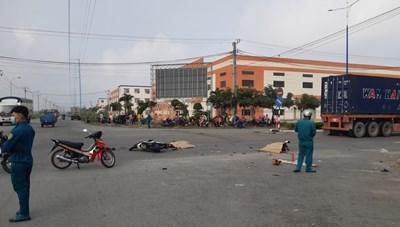 Hai ngày, 2 vụ tai nạn xảy ra tại ngã tư không có đèn giao thông