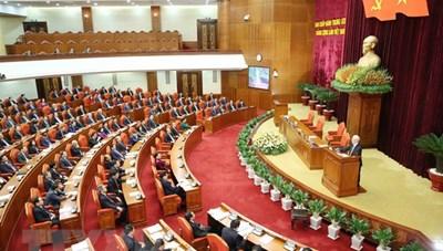 Khai mạc trọng thể Hội nghị lần thứ 14 Ban Chấp hành TW Đảng khóa XII