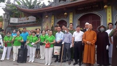 Phát huy vai trò các tôn giáo trong bảo vệ môi trường