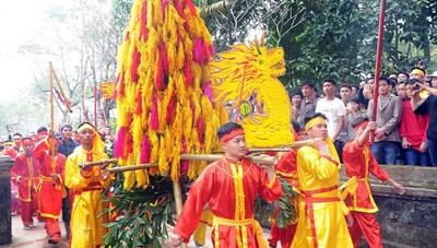 Hạn chế tổ chức các lễ hội quy mô lớn