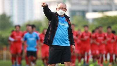 Tuyển Việt Nam trước 2 trận đấu U22: Phép thử của ông Park