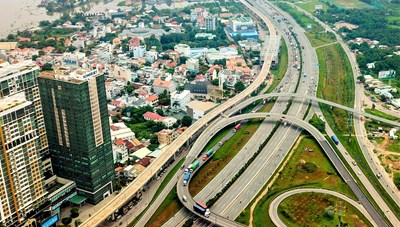 TP HCM thu phí Xa lộ Hà Nội từ ngày 1/4/2021